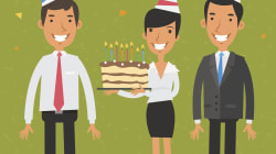 The Rules Of Cutting Cake For Women In Indian IT