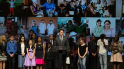 Trudeau y Gates recaudan millones contra el sida, malaria y