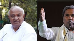 How The Cauvery Issue Forged The Unlikely Deve Gowda-Siddaramaiah Partnership In