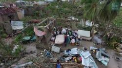 Les images d'Haïti dévasté par le passage du cyclone