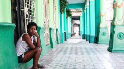 EN FOTOS: Los cubanos al borde de un posible