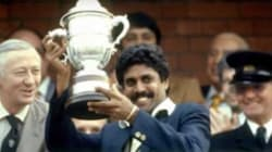 A Film On The '83 Cricket World Cup Victory Is On The