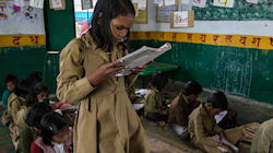 Reading Clubs Give Kids A Literacy Boost In UP And
