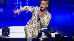 Robbie Williams Has Arthritis And It's Affecting His Dance