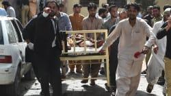Bomb Blast Targeting Mourners At Pakistan Hospital Kills
