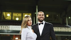 Jesinta Campbell And Buddy Franklin Tie The Knot In Super-Secret