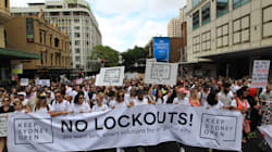 Sydney-Style Lockout Laws To Go