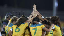 Australia Wins Gold In Rio Olympics Women's Rugby