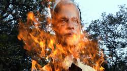 Rallies, Slogans, Speeches Mark Nationwide 'Jan Akrosh Divas' To Protest