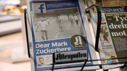 """Facebook reconoce importancia histórica de """"la niña del"""
