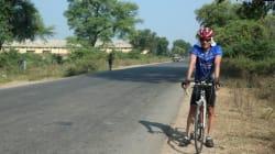 This Delhi Man Is Cycling From Leh To Kanyakumari As A 60th Birthday Gift To