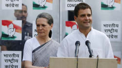 Bypoll Results Are Yet Another Grim Reminder Of Congress' Steady