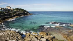 A Mystery Beach Has Popped Up In Sydney And It's Nature's