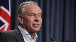 WA Premier Colin Barnett Stares Down Moves On His