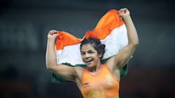 Air India Gifts Sakshi Malik Business Class Tickets To Anywhere In The
