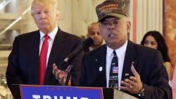 Trump Backs Adviser Who Called For Hillary Clinton's
