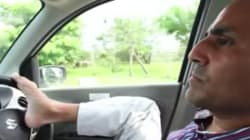 Indore Man With No Hands Finally Gets His Driver's