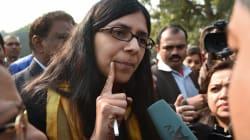 FIR Lodged Against DCW Chief Swati Maliwal Alleging Irregularities In