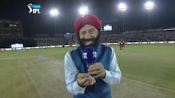 We Have No Words For This Kiwi's Outfit At Indian Cricket
