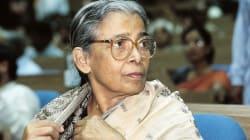 Award-Winning Writer And Social Activist Mahasweta Devi Passes Away In