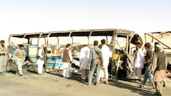 At Least 38 Killed In Afghanistan After Fuel Tanker Collides With