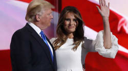 Melania Trump Stole A Big Chunk Of Her Speech From Michelle