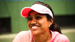 How This 33-Year-Old Single Mother Became An International Wheelchair Tennis