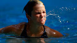 Strange Soupy Water Forces Aussie Swim Team To Change Rio