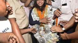 How Much Of Their Award Money Will PV Sindhu And Sakshi Malik Actually