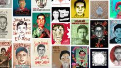 #ilustradoresconayotzinapa: Retratos para alcanzar la