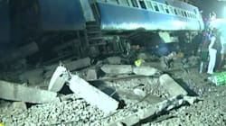 So Huge Was The Impact Of The Hirakhand Express Derailment, That People Were Decapitated, Body Parts