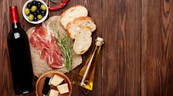 Wine With (Or After) Your Meal, Not Before. Here's