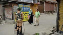 Muslim Couple Braves Srinagar Curfew To Feed Hindu