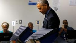 Barack Obama a déjà voté pour choisir son successeur à la Maison