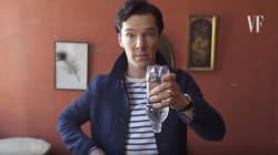 Le tour de magie de Benedict