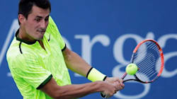 Tomic's Foul Mouthed 'Balls' Sledge A National