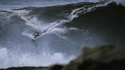 Storm Surge Makes For Epic Red Bull Cape Fear Surfing
