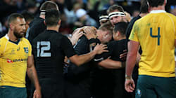 All Blacks Pile More Bledisloe Pain On