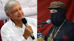 El Peje y el EZLN reviven viejas rencillas rumbo a