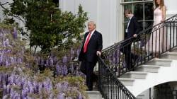 Barron Trump porta i compagni di classe in gita alla Casa