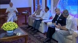 PM Modi Chairs Meeting On Indus Water