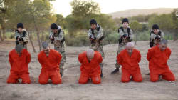 ISIS 'Foreign Child Soldiers' Execute Prisoners In Gruesome New