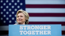 Hillary Clinton obtiene el respaldo de 70 Premios