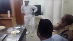 WATCH: Arrested In Fraud Case, 'Disco Baba' Dances At Hyderabad Police