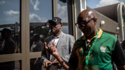 Malema: 'The Media Won't Cover Zizi Kodwa In His
