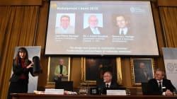 Los creadores de las nanomáquinas comparten el Nobel de