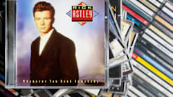 He Never Gave Us Up. He Never Let Us Down. Now Rick Astley Is #1 On The