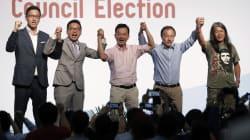 Líderes prodemócratas de Hong Kong ganan sillas en el
