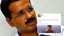 Kejriwal Got Roasted On Twitter For Saying Modi Could Kill