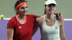 Sania Mirza, Martina Hingis End Their Remarkable